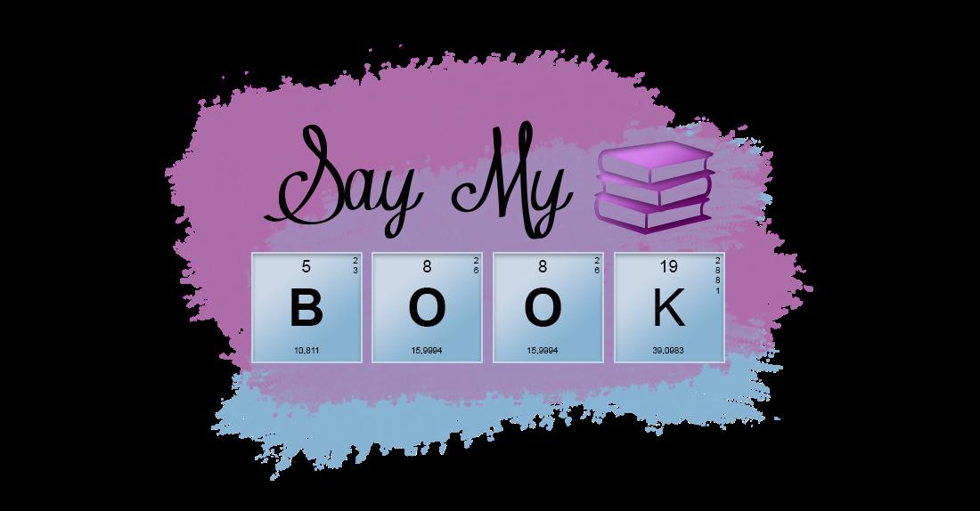 Say my book