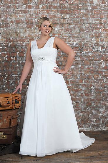 Vestidos de novia talla extra en monterrey