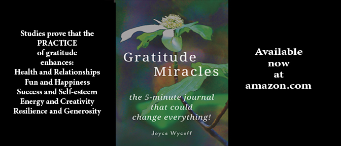 Gratitude Miracles Journal