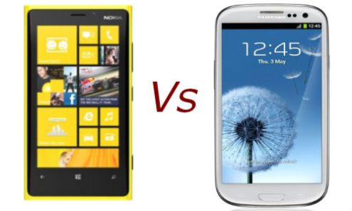 Nokia Is Defeated By Samsung At Home