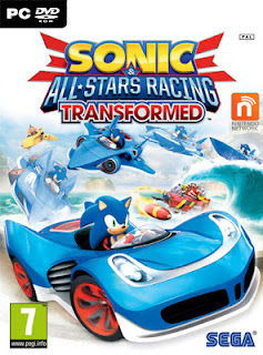 Sonic all Stars Racing Transformed PC