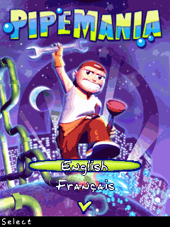 Pipe Mania Mobile Java Game