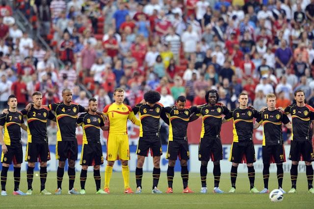 Belgium vs Serbia