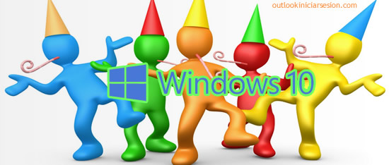 fiesta de windows 10