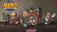 Free Download PC Games Hero Academy PC OUTLAWS