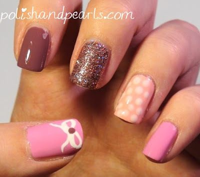 En mode blogs toutes a vos ongles - Idee ongles vernis facile ...