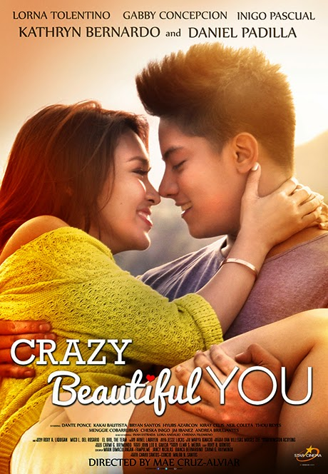 Crazy Beautiful You Romance Comedy Drama Film