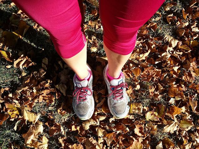 Fall Running - Early Morning Run