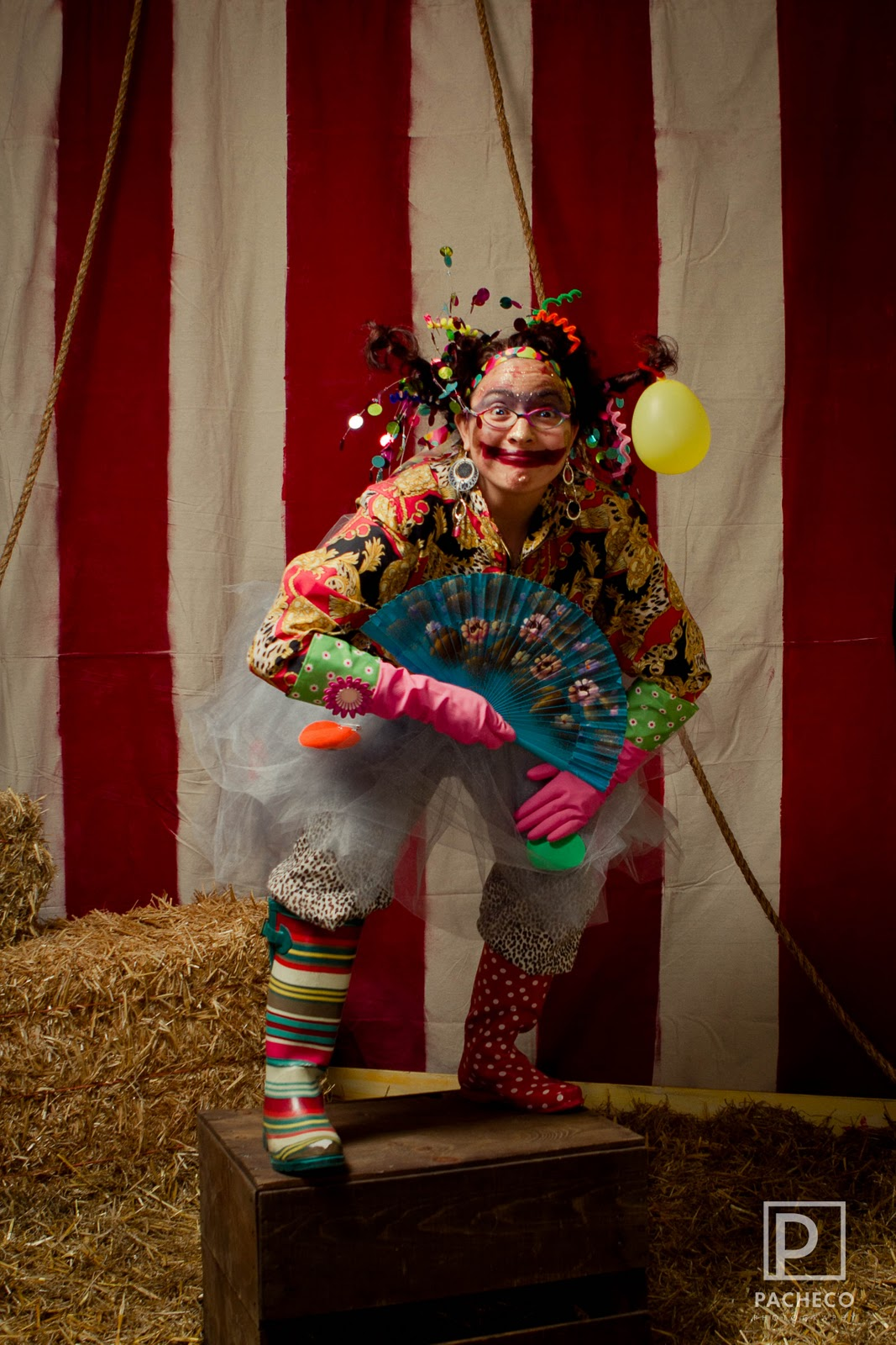 Go Sign Up For Your Marathon...: Circus Freaks
