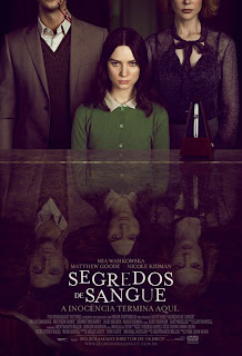 Download - Segredos de Sangue – DVDRip AVI + RMVB Legendado ( 2013 )