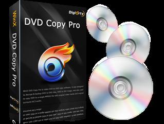 WinX DVD Copy Pro 3.0.0