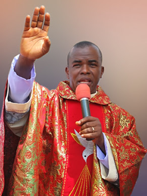 I am going to Suffer if i get transfered to another Parish - Father Mbaka