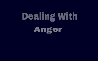 <dealing with anger>