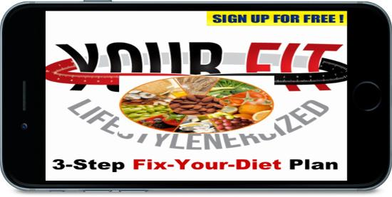 Fix Your Diet Now