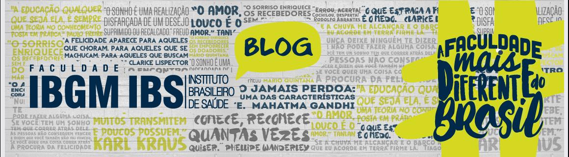::: O Blog informativo oficial da Faculdade IBGM. A Faculdade  Mais Diferente do Brasil! :::
