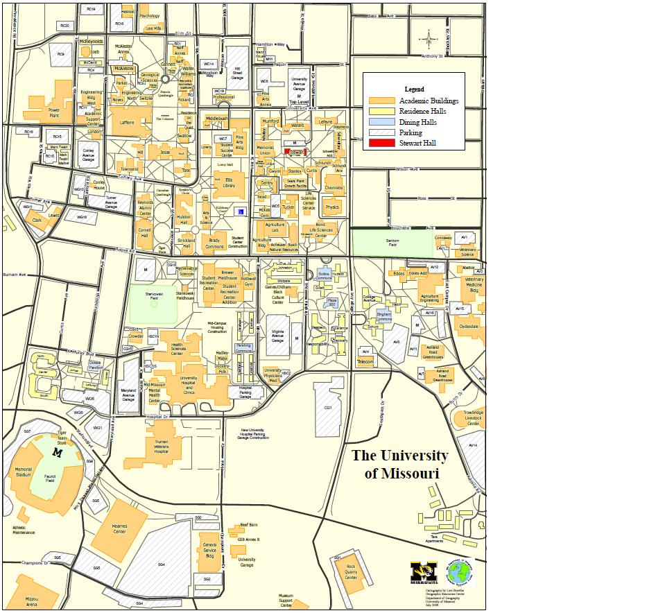 Introduction to geographic information systems there are many college level gis programs in missouri the university of missouri in columbia offers a gis certificate program through the department of 1betcityfo Gallery