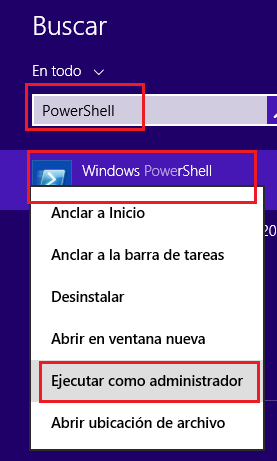 Windows: Desinstalar Modern apps