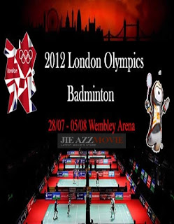 Tonton Perlawanan Akhir Badminton Olimpik London 2012 online streaming