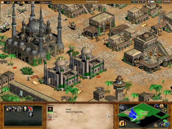 Download Games AOE 2 The Conquerors Expansion Full English Version