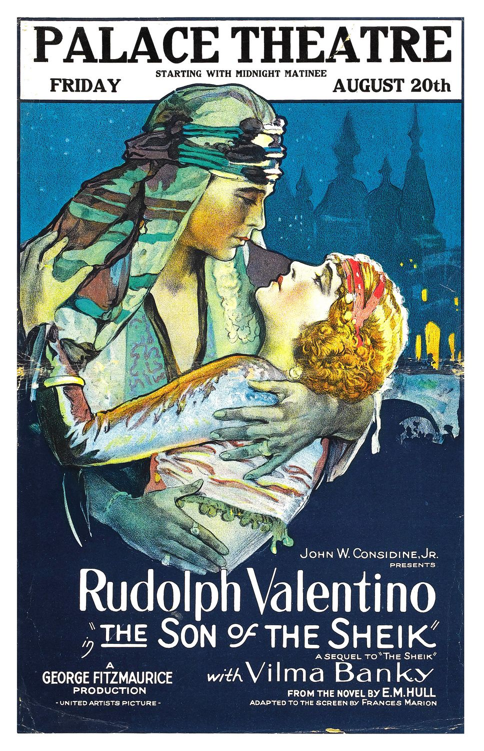 ART & ARTISTS: Film Posters 1913