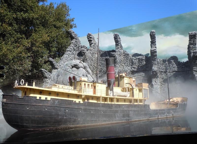 King Kong Skull Island SS Venture model