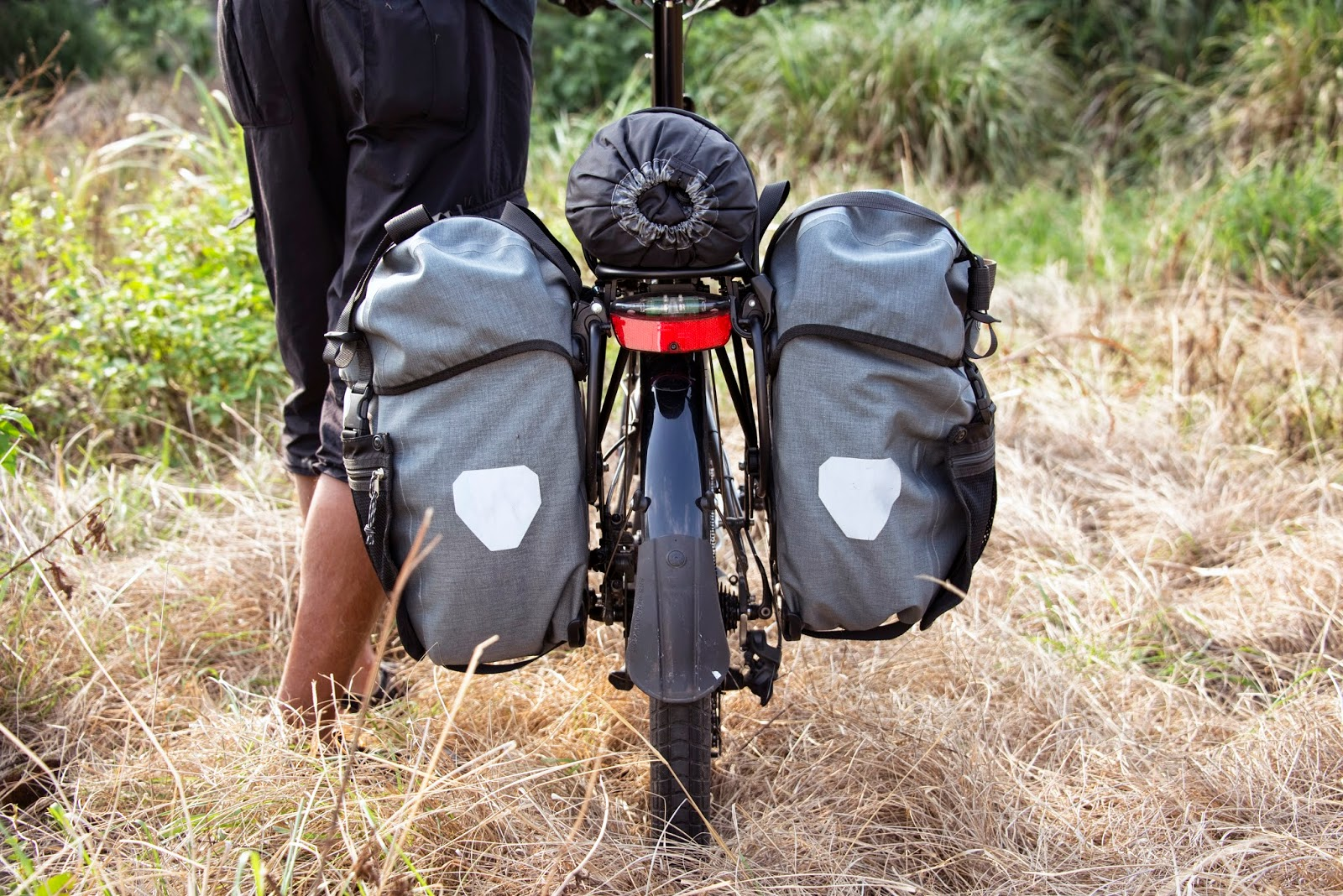 Luggage carrier evolved: Tern Cargo Rack