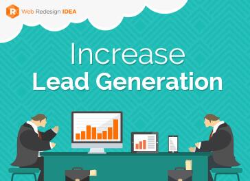 Increase Web Lead Generation