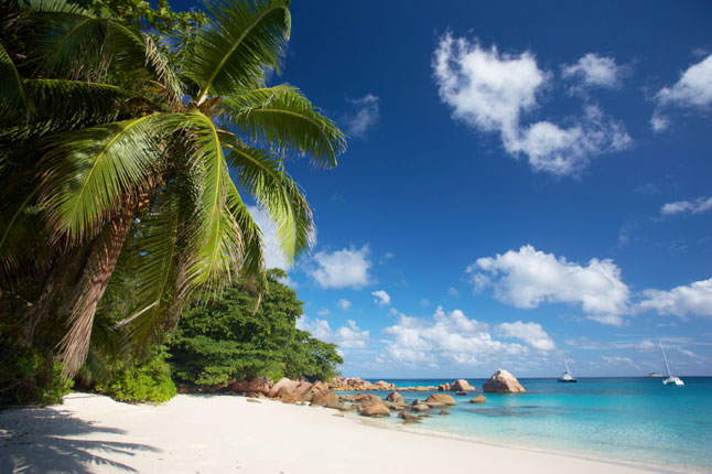 The 6 most beautiful tropical island vacation destinations for Tropical places to travel