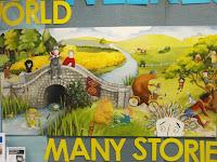 Sutherland Library Book Week Display
