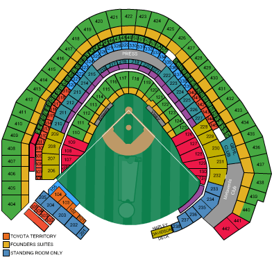 Brewers Opening Day tickets 2014
