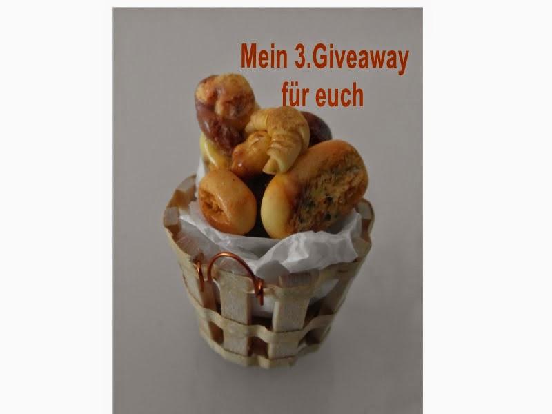 Mein 3. Giveaway für euch