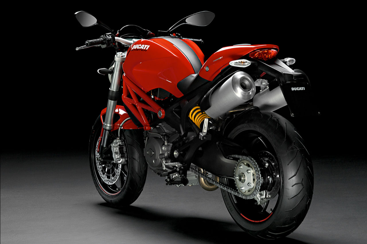 Ducati  Snatchy Throttle
