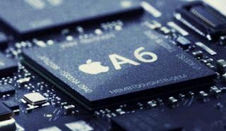 Prosesor iPhone 5