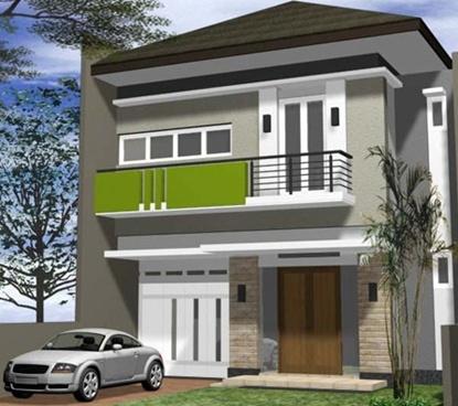Desain Rumah Minimalis 2 Lantai Desain Rumah Minimalis Terbaru 2018