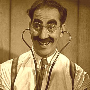 Dr. Groucho Marx