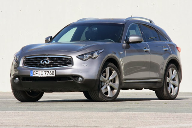 Infiniti FX37 Car Wallpaper