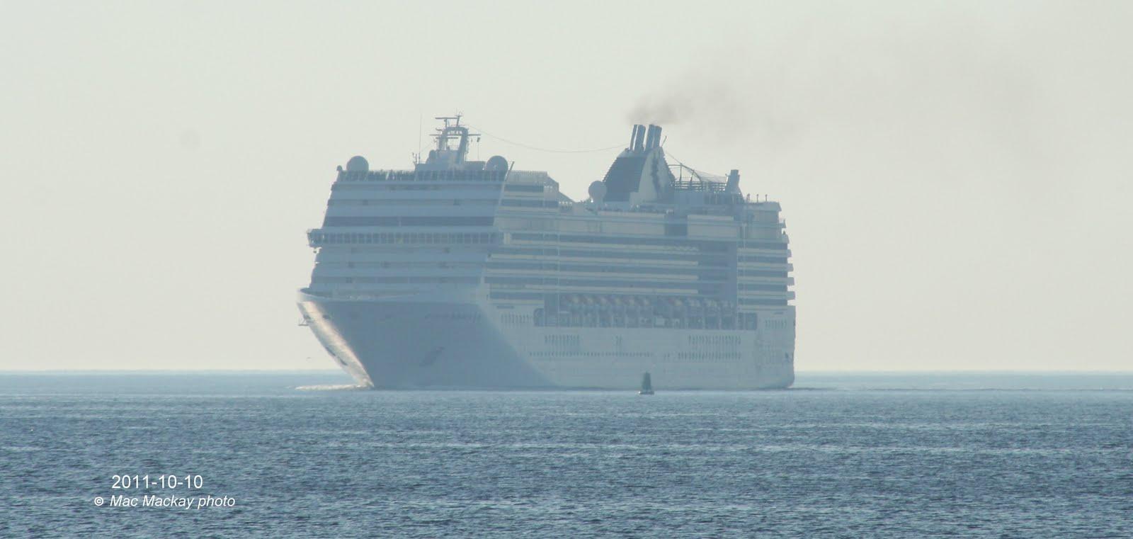 Shipfax: January 2012