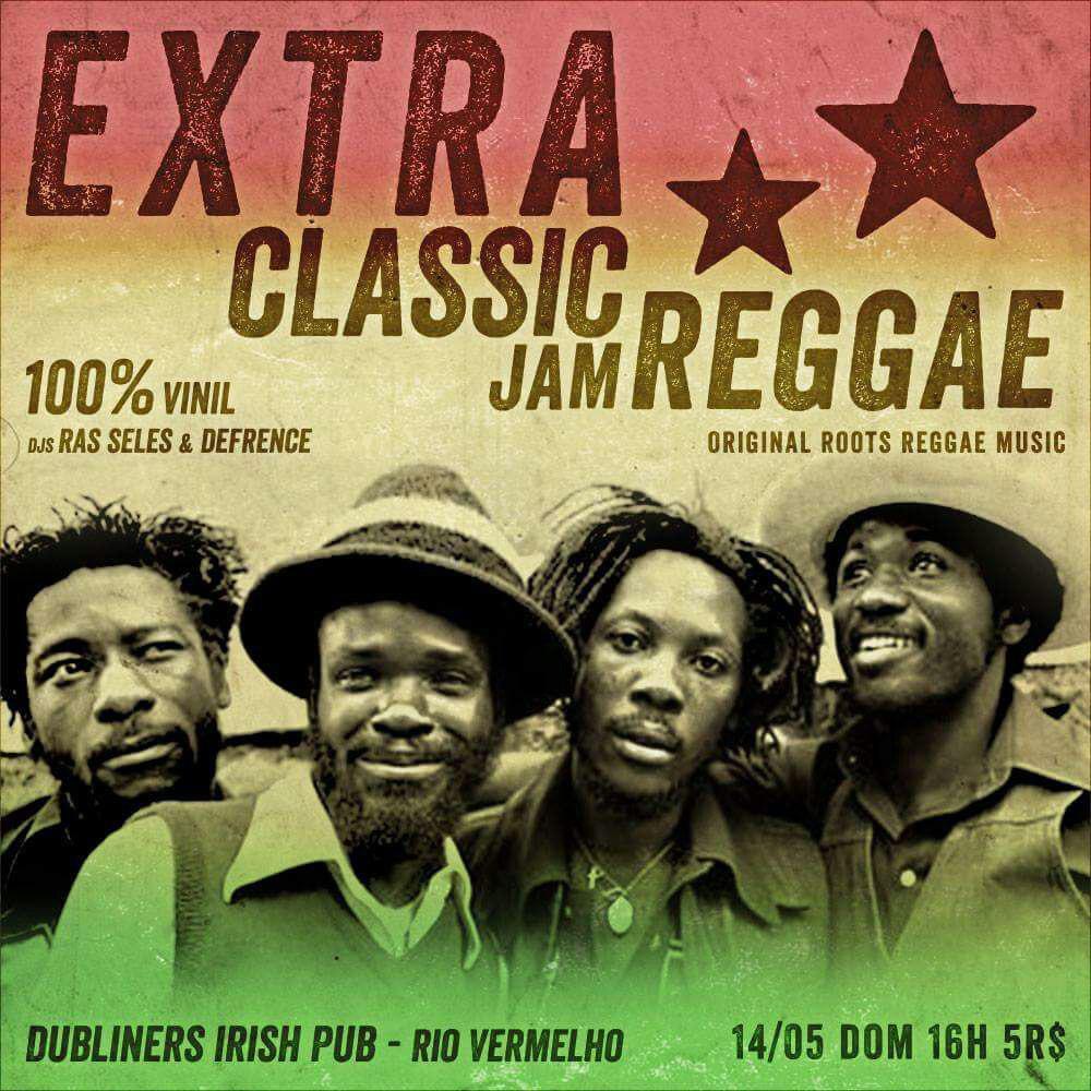 Extra Classic jah Reggae
