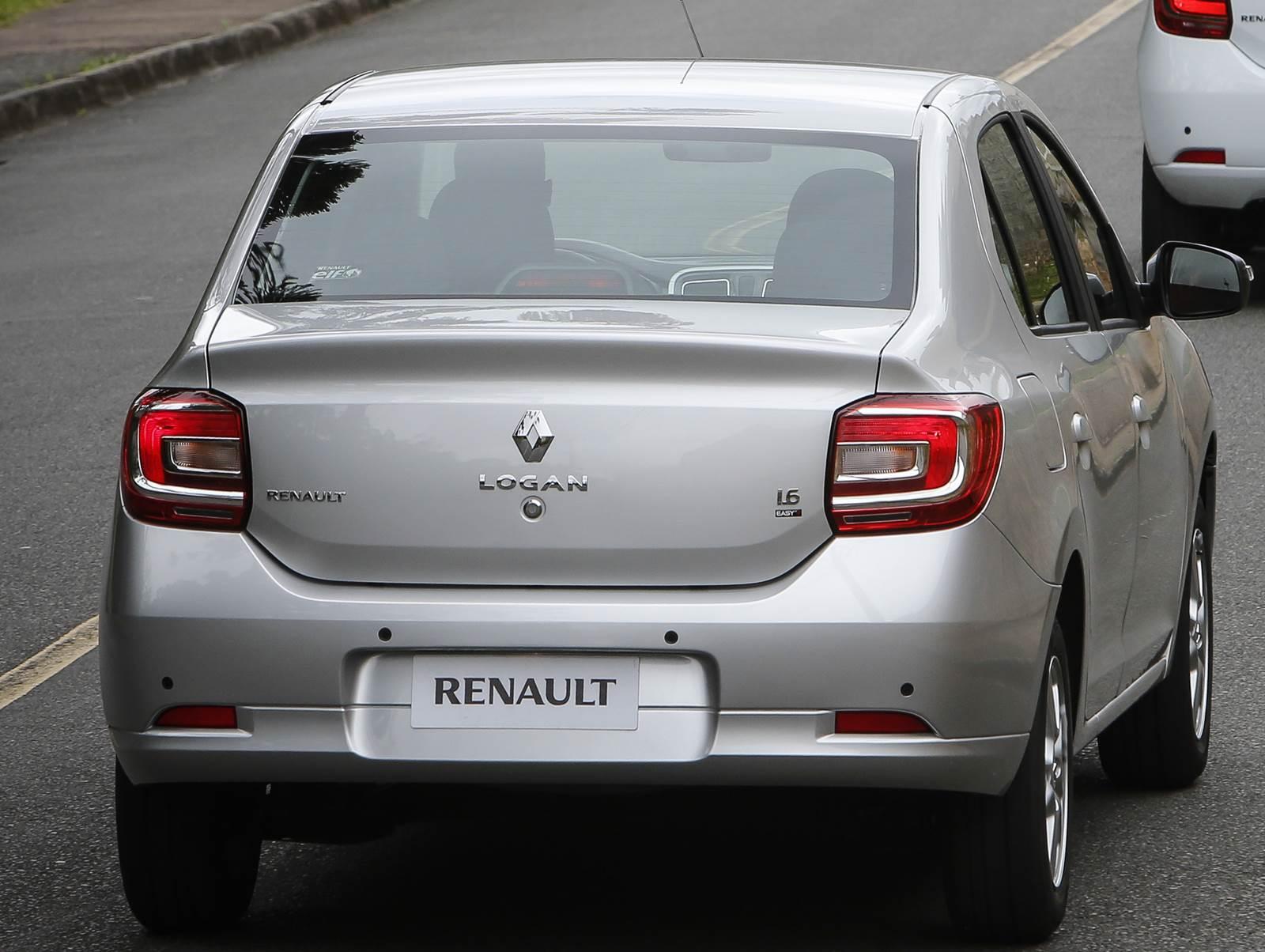 Novo Renault Logan Automático 2016