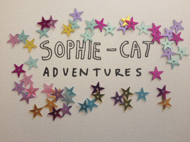 sophie-cat adventures