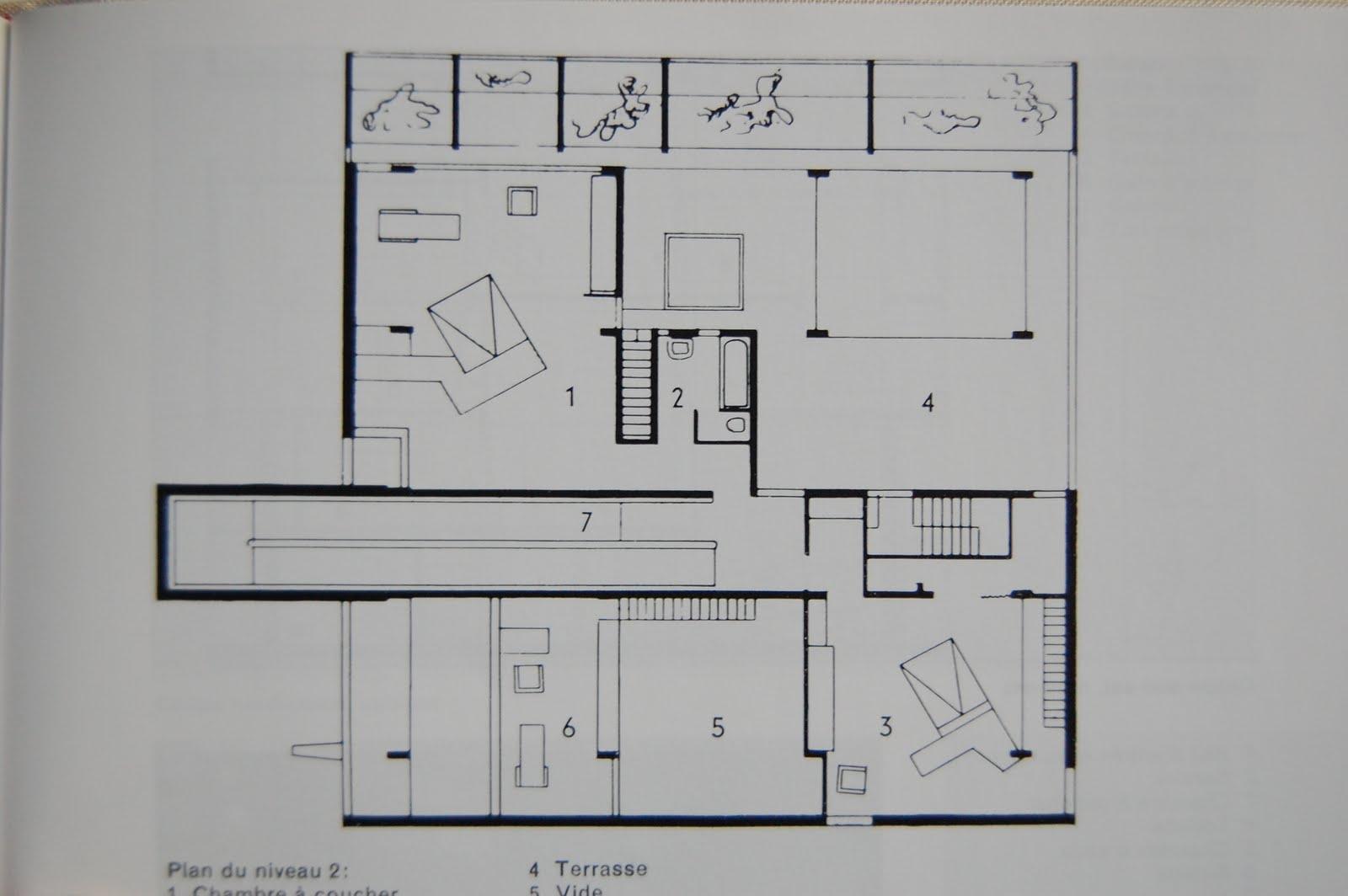Arquitectura 1 agg villa shodan le corbusier 1952 56 - Agg arquitectura ...