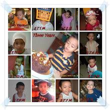 Khalish Mifdhal 2-3 tahun