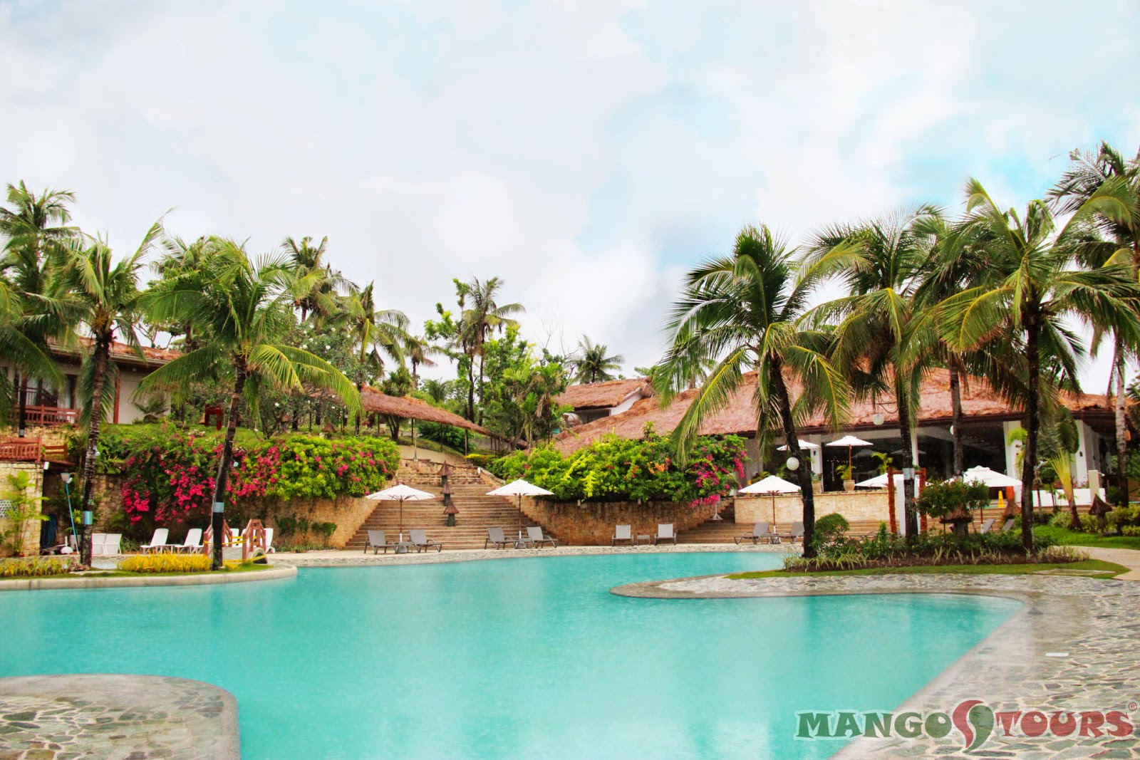 Mango Tours Philippines Alegre Beach Resort & Spa Swimming Pool