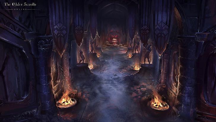 Elder Scrolls Vaults of Madness