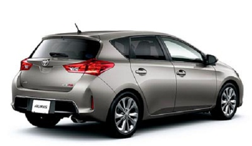 2013 toyota auris wallpaper. Black Bedroom Furniture Sets. Home Design Ideas