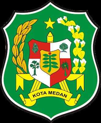 lambang kota medan