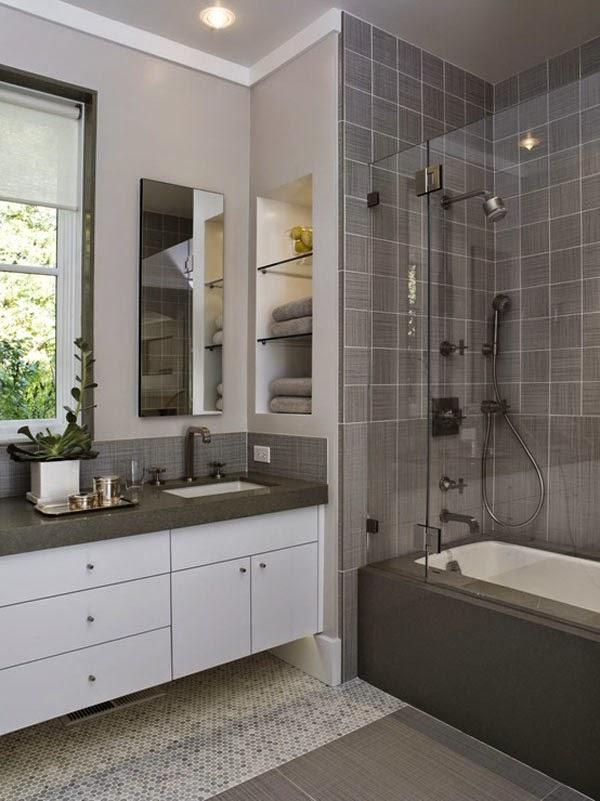 100 Ideas for Small Bathroom Design Ideas for Your Home