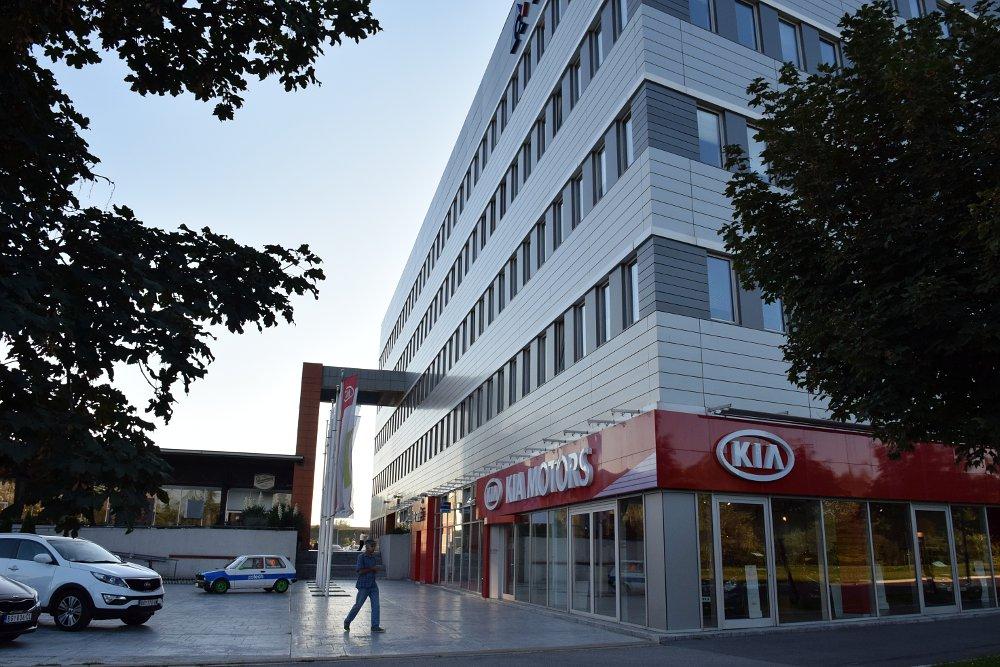 PSTech zgrada u Beogradu
