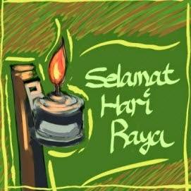 "Wishing all my Muslim friends & customers ""Selamat Hari Raya Aidilfitri! Maaf Zahir & Batin."