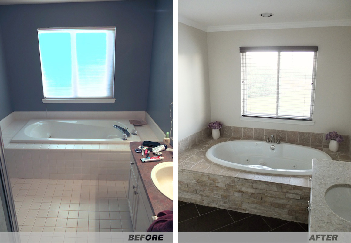 Matthew stenzel photography blog our newly remodeled for Bathroom remodel 94513